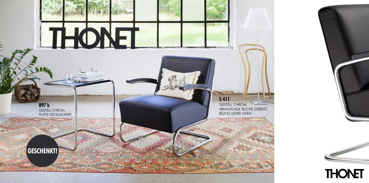 thonet s 411 s 412 verkaufsaktion designfunktion essen. Black Bedroom Furniture Sets. Home Design Ideas