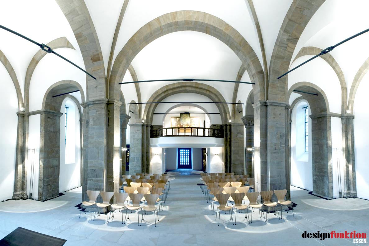 St Dionysiuskirche Dortmund Designfunktion Essen